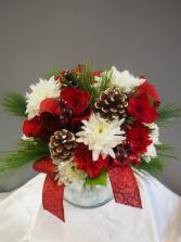 By Golly, It's Jolly Flower Arrangement