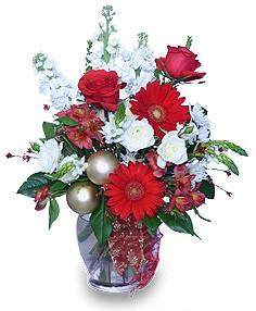 CELEBRATING THE SEASON Christmas Flowers