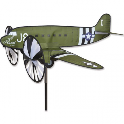 C-47 Gooney Bird Airplane Spinner