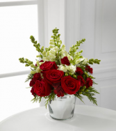 Season's Sparkle  Bouquet B8-4828