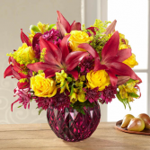 Autumn Splendor® Bouquet FTD 16-f5e