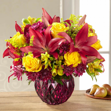 Autumn Splendor® Bouquet FTD 16-f5e