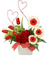 Darling Hearts Floral Design
