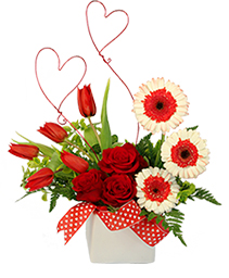 Darling Hearts Floral Design