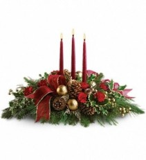 C152 Timless Christmas Centerpiece