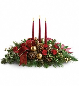 C152 Timless Christmas Centerpiece