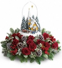 C159 ON SALE Starting at $34.95 Thomas Kinkade's Starry Night by Teleflora