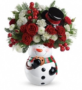 C176  Teleflora's Cookie Jar Greetings Bouquet
