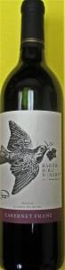 CABERNET FRANC BAKER-BIRD WINERY