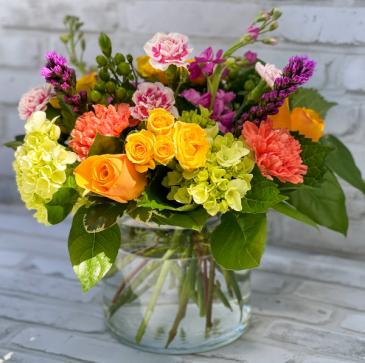 Payton Elizabeth Vase Arrangement