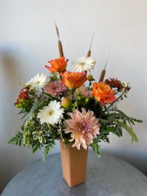 Cafe Au Lait  in La Grande, OR | FITZGERALD FLOWERS