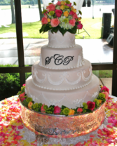 Cake Flowers Wedding / Events