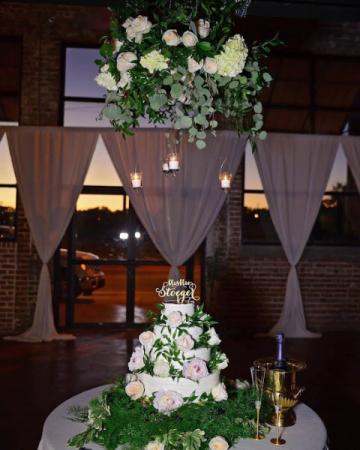 Cake Table  Wedding