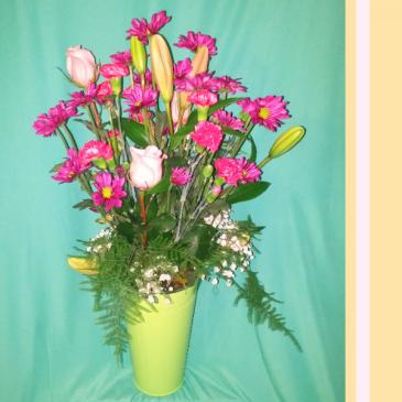 Caliente Spring Arrangement