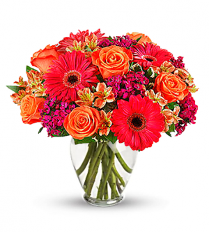 California Sun Arrangement in San Bernardino, CA | INLAND BOUQUET FLORIST