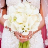CALLA BOUQUET Bridal Bouquet