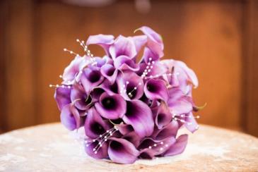 Calla Classic  Bouquet