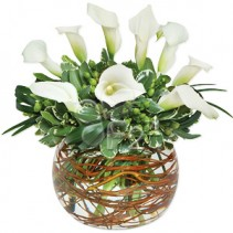 Calla Enchantment  Bouquet