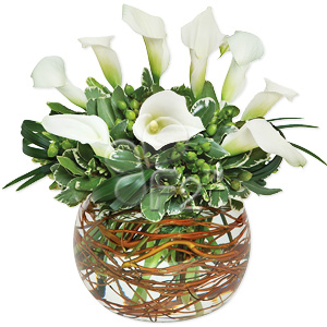 Calla Enchantment  Bouquet in Spring, TX | ANGEL'S DIVINE FLOWERS