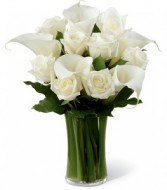Calla Lillies Arr Funeral Flowers