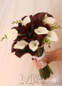 CALLA LILLY BOUQUET Wedding