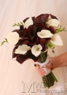 CALLA LILLY BOUQUET Wedding in Stafford, VA - Anita\'s Beautiful Flowers