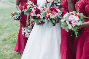 The Squad Package  Wedding Flower Package  in Oakville, ON | ANN'S FLOWER BOUTIQUE-Wedding & Event Florist