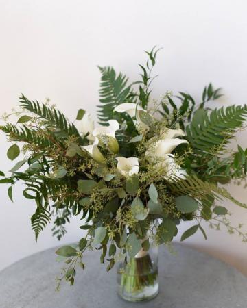 Calla Lily Bridal Bouquet