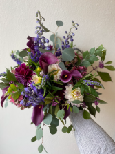 Calla Lily Craze Bridal Bouquet
