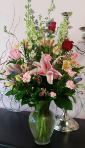 Lily Paradise BEST SELLER in Magnolia, TX | ANTIQUE ROSE FLORIST