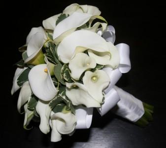 CALLA LILY  Wedding Bridal Bouquet
