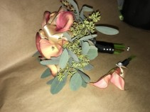 Calla me Special Handheld Bouquet