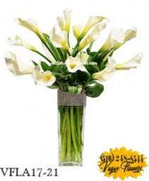 Calla Nouveau Floral Arrangement