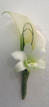 Calla & Orchids Prom Special
