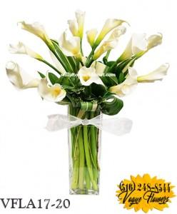 Calla Supreme Floral Arrangement