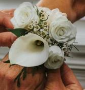 Calla Wristlet Wedding