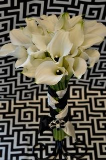 Callas Wedding Bouquet