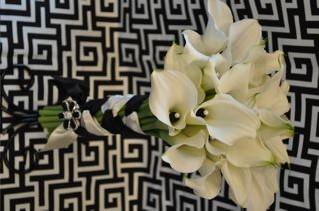 Callas Wedding Bouquet