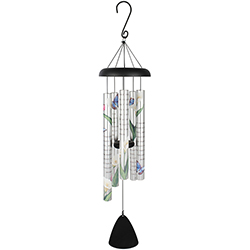 Called You Home Wind Chime 63097 Sympathy Keepsake in Du Bois, PA | BRADY STREET FLORIST