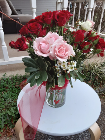 calling me sweetheart sweetheart in vase