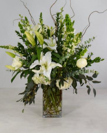 Calming Elegance Vase Arrangement
