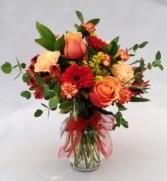 Calypso Vase Arrangement