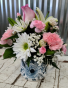 Camilla Rose Cup Spring Floral in Ceramic Cup