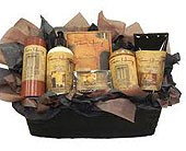 Camille Beckman Tuscan Honey Pampering Gift Basket in Whitesboro, NY | KOWALSKI FLOWERS INC.
