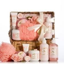 """Camille Beckman """"Camille"""" Pampering Gift Basket in Whitesboro, NY 