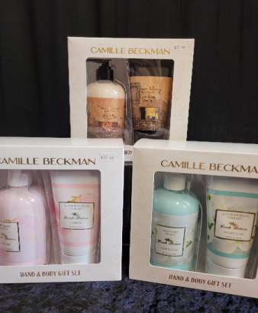 Camille Beckman Gift Set