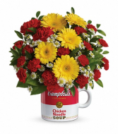 Campbell's Healthy Wishes  in Fort Collins, Colorado | D'ee Angelic Rose Florist