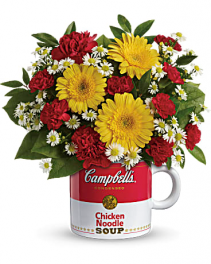 Campbell's® Healthy Wishes by Teleflora Arrangment