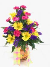 Candle Bouquet