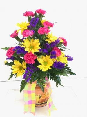 Candle Bouquet  in Presque Isle, ME | AMY'S FLOWERS